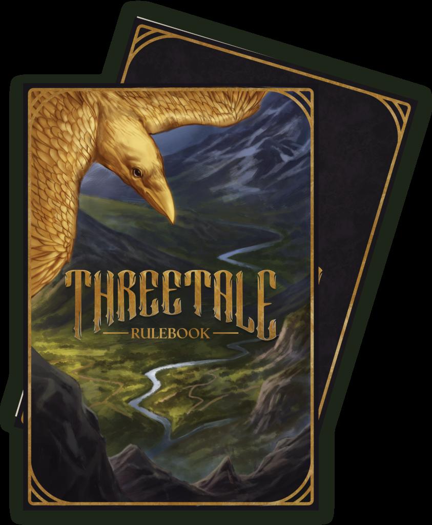 threetale rulebook