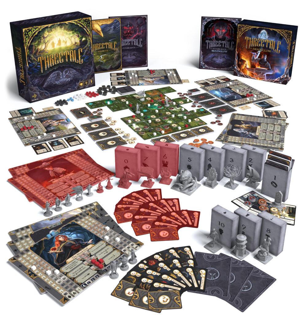 Threetale Expansion Box